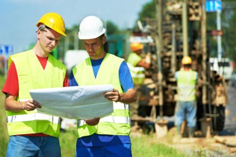 Послуги під будівництво