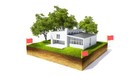 Розмічування меж земельної ділянки